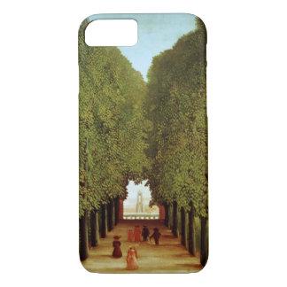 Coque iPhone 8/7 Allée en parc de Saint-Nuage, 1908 (huile dessus