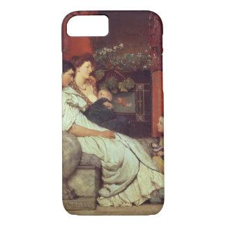 Coque iPhone 8/7 Alma-Tadema   une famille romaine, 1867