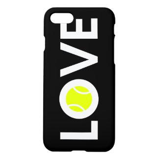 Coque iPhone 8/7 AMOUR de ~ de balle de tennis