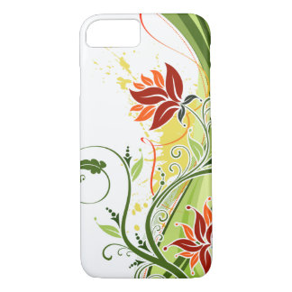 Coque iPhone 8/7 Amour de Lotus