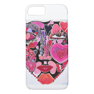 Coque iPhone 8/7 Amour de Valentine