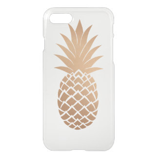 Coque iPhone 8/7 Ananas d'or