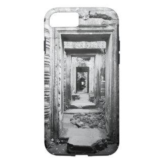 Coque iPhone 8/7 Angkor Cambodge, portes Preah Khan