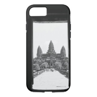 Coque iPhone 8/7 Angkor vue 2 de porte de Cambodge, Angkor Vat
