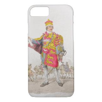 "Coque iPhone 8/7 Annoncez, du ""costume de la Grande-Bretagne"","