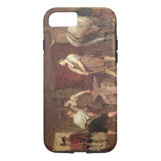 Coque iPhone 8/7 Après Culloden : Chasse rebelle (huile sur la