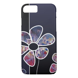 Coque iPhone 8/7 aquarelle d'arrière - plan