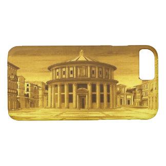 Coque iPhone 8/7 Architecte IDÉAL de la Renaissance de VILLE, jaune
