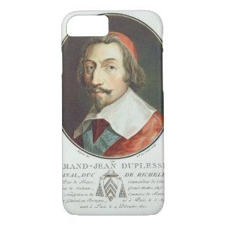 Coque iPhone 8/7 Armand Jean Duplessis, cardinal, Duc de Richelieu