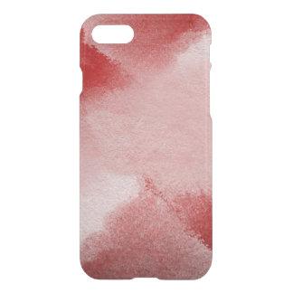Coque iPhone 8/7 arrière - plan abstrait de peinture
