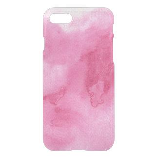 Coque iPhone 8/7 arrière - plan coloré d'aquarelle pour vos 2