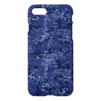 Coque iPhone 8/7 Arrière - plan de Camo de marine prêt à