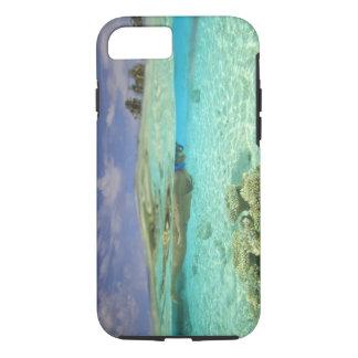 Coque iPhone 8/7 Atoll du sud de Huvadhoo, Maldives du sud,
