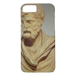 Coque iPhone 8/7 Atticus de Herodes, chef de marbre, romain, 101-80