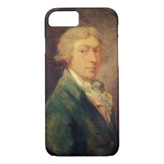 Coque iPhone 8/7 Autoportrait, 1787 (huile sur la toile) 2