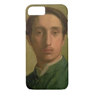 Coque iPhone 8/7 Autoportrait d'Edgar Degas |