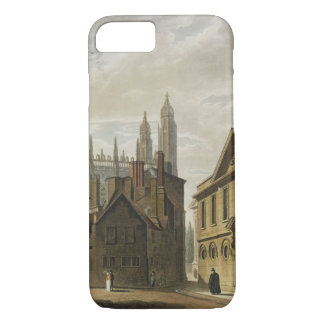 Coque iPhone 8/7 Avant de trinité Hall, Cambridge, 'du Histor