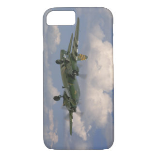 Coque iPhone 8/7 Avions de Martin B26 Marauder_WWII
