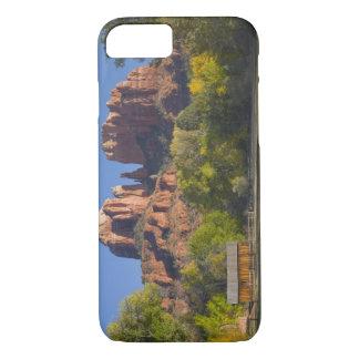 Coque iPhone 8/7 AZ, Arizona, Sedona, récréation 2 de croissant de