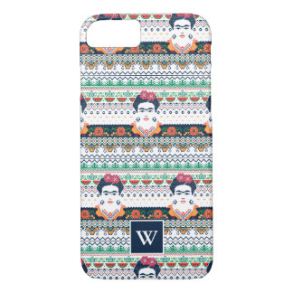 Coque iPhone 8/7 Aztèque de Frida Kahlo |