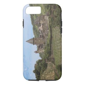 Coque iPhone 8/7 Bacharach, Allemagne, château de Stahleck, Schloss