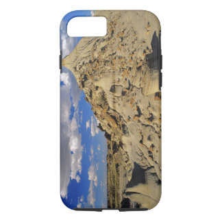 Coque iPhone 8/7 Bad-lands au parc provincial de dinosaure dans