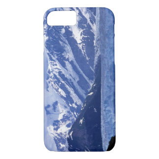 Coque iPhone 8/7 Baie de désillusion et glacier de Hubbard,