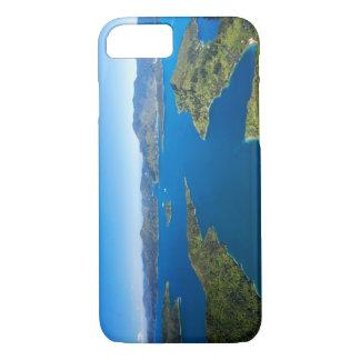 Coque iPhone 8/7 Baie de Torea, bruit de la Reine Charlotte,