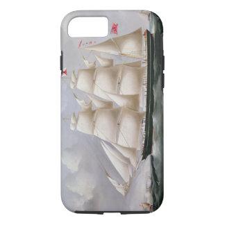 "Coque iPhone 8/7 Barque de tondeuse ""Procymatia"" outre de Douvres"