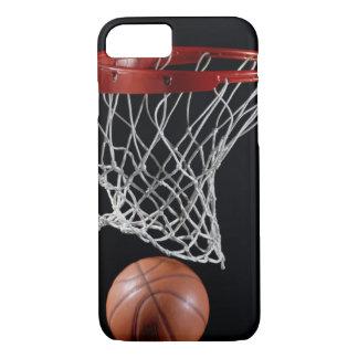 Coque iPhone 8/7 Basket-ball dans le cercle