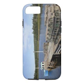 Coque iPhone 8/7 Bateau de homard, Mushaboom, la Nouvelle-Écosse,