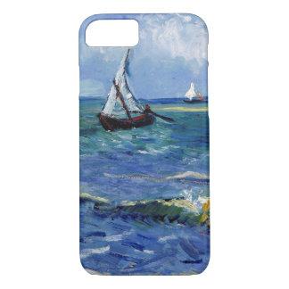 Coque iPhone 8/7 Bateaux de Courrier-Impressionniste à l'art de