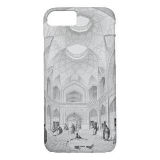 Coque iPhone 8/7 Bazar d'Adji Seid Hussein, dans Kashan, de 'voyage