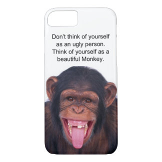 Coque iPhone 8/7 Beau singe