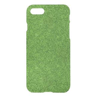 Coque iPhone 8/7 Belle texture d'herbe verte de terrain de golf
