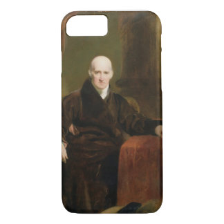 Coque iPhone 8/7 Benjamin (1738-1820) 1810 occidental (huile sur le