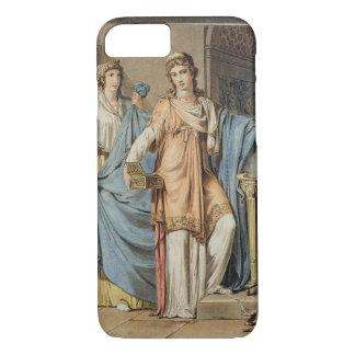 "Coque iPhone 8/7 Berenice, costume pour ""Berenice"" par Jean Racine,"