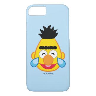 Coque iPhone 8/7 Bert font face avec des larmes de joie