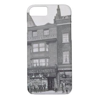 """Coque iPhone 8/7 Bishopsgate, """"des bâtiments historiques de"""