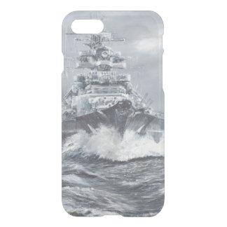 Coque iPhone 8/7 Bismarck outre de la côte 1900hrs 23rdMay du