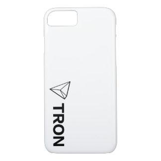Coque iPhone 8/7 Blanc de cas de téléphone de TRON TRX