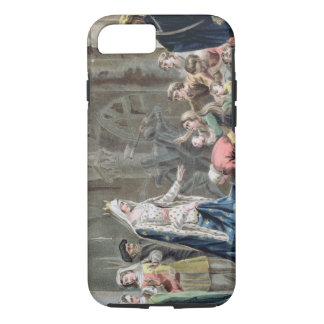 Coque iPhone 8/7 Blanche de Castille (1185-1252) casse le Pris