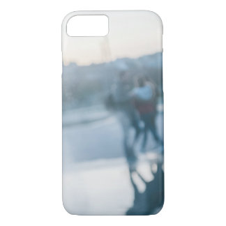 Coque iPhone 8/7 Bleu à Paris