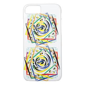 Coque iPhone 8/7 Boîte de couleur