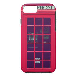 Coque iPhone 8/7 Boîte originale de téléphone des anglais