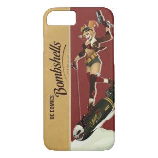 Coque iPhone 8/7 Bombes de Harley Quinn de pin-up