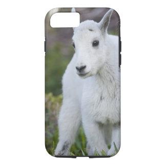 Coque iPhone 8/7 Bonne d'enfants de chèvre de montagne avec