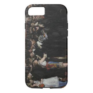 Coque iPhone 8/7 Boule masquée de Manet | à l'opéra, 1873