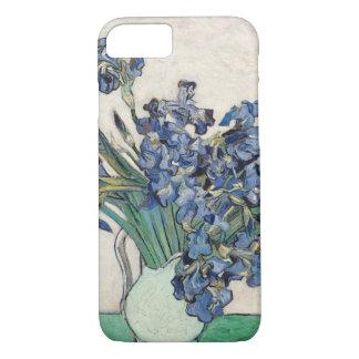 Coque iPhone 8/7 Bouquet de Van Gogh des iris