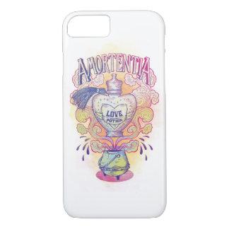 Coque iPhone 8/7 Bouteille de philtre d'amour du charme |